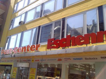 Fust Center Eschenmoser