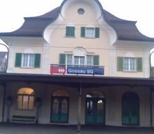 Bahnhof Gossau SG