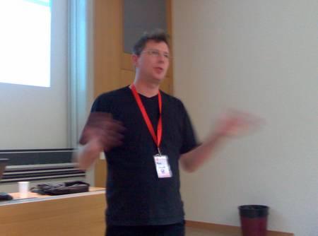 Olaf A. Schmitz von WordPress Deutschland