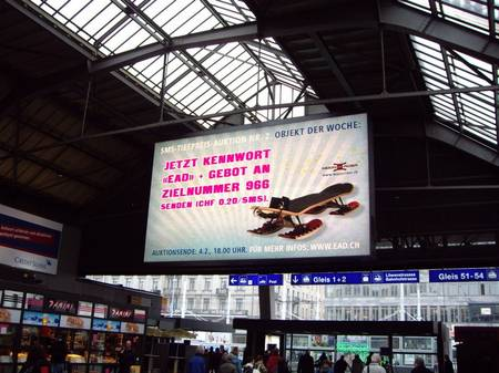eBoard SMSTiefpreisAuktion 2007-01-31