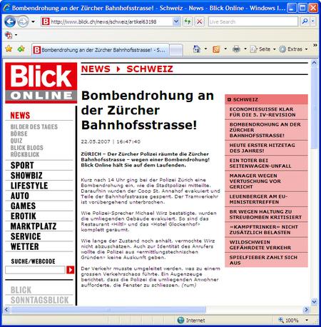 blick bahnhofsstrasse 2007-05-22