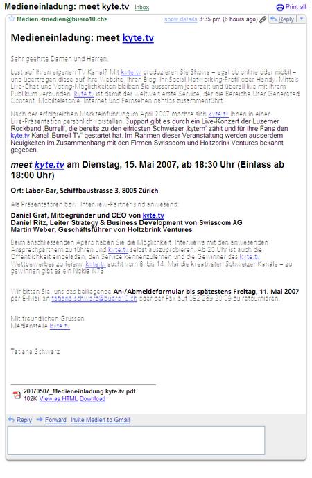 kyte medieneinladung 2007-05-08