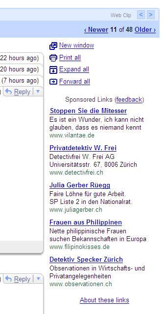GoogleAds JuliaGerber 2007-08-29