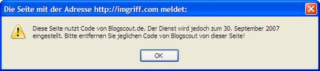 Blogscout 2007-09-24