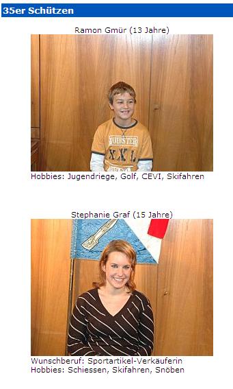 Sieger-Knabenschiessen 2007-09