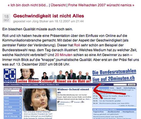 namics Widmer-Schmid